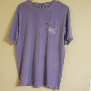 Comfort Colors Southern Fried cotton womens size L